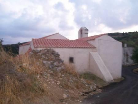 Chuch of Ayios Yeoryios, Lourandianika.