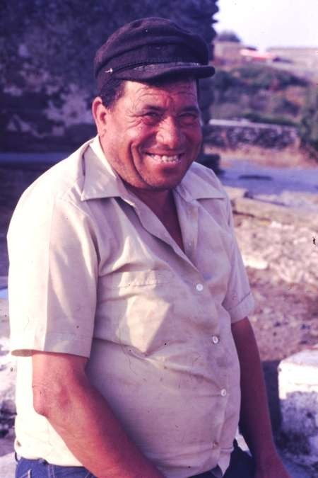 Haralambos (Bubby) Venardos - August 1984