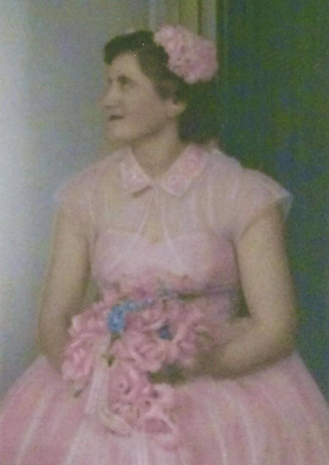 Kyrani (Anna) Anastasopoulos - June 1956