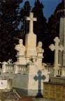 Gravestones in Karavas