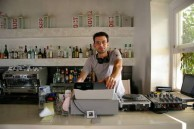 The owner of the cafe bar