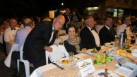 During the very convivial atmosphere of the Roxy Museum Ball