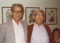 George, Peter and Katina 1977
