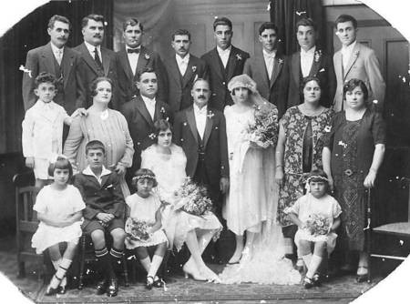 Wedding 1926.