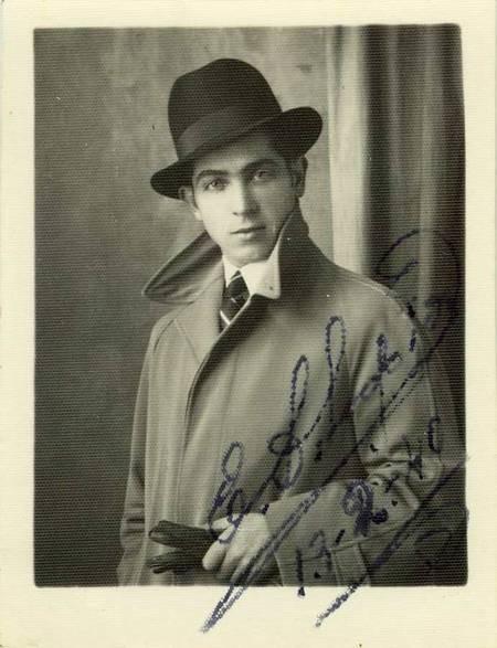 Manolis Sophios 1940