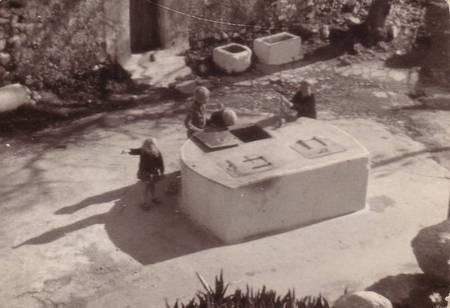 Village well, Potamos - 1971