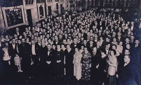 Kytherian Association of Australia - The Founding Fathers - 1938 Kytherian Association Ball