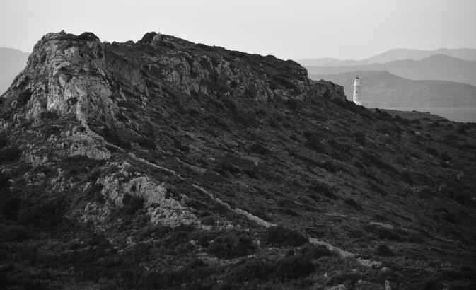 Moudari Lighthouse