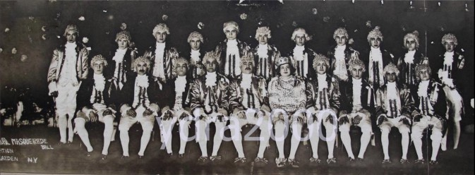 Kytherian Association of New York Mascarade Ball 1920
