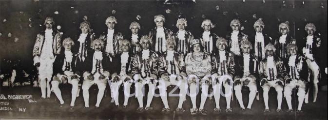 Kytherian Association of New York Mascarade Ball 1920