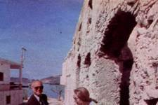 <b>...beside a ruined cottage on Kythera, 1976</i>